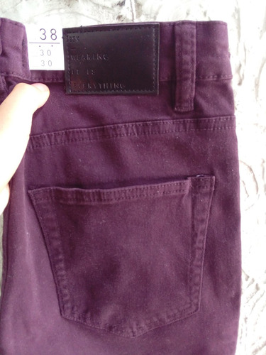 jeans sfera blanco pull & bear zara bershka skiny slim ma