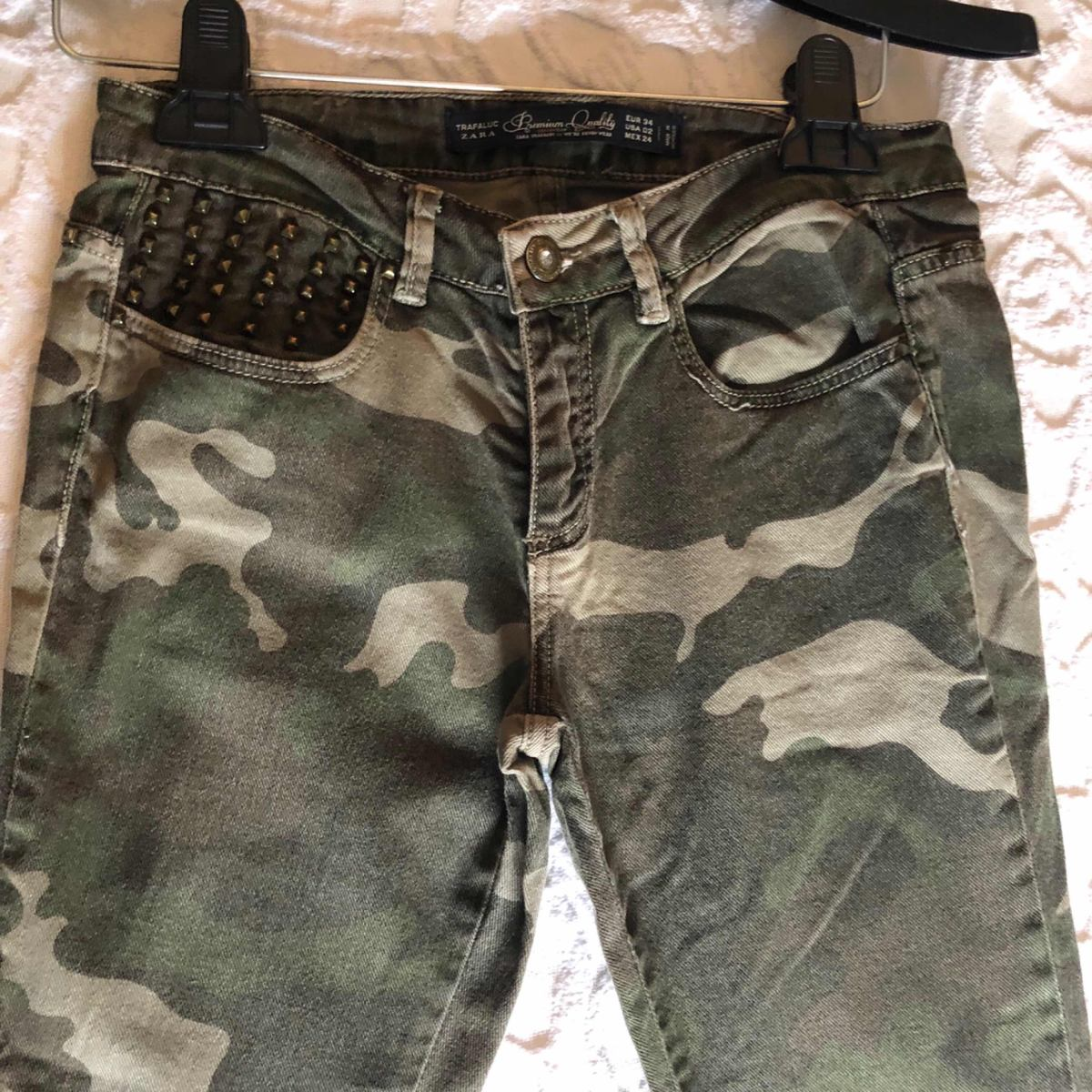 Camuflaje Marca 00 Mercado 180 Skinny Libre Talla En Zara 24 Jeans Ap5ZqI f149a78ce6d