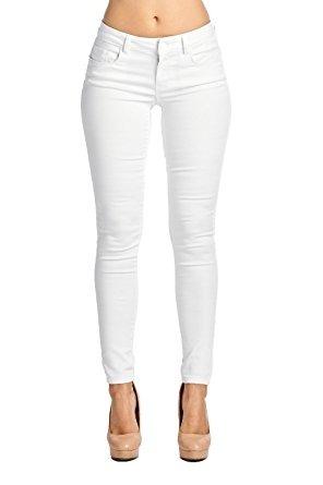 age blue talla blanco jeans color 5 mujer marca skinny Yxf6Oz