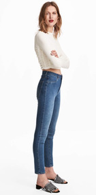 mujer paquete de moda y atractivo diseñador de moda Pantalones, Jeans y Joggings de Mujer H&M 31 en Mercado ...