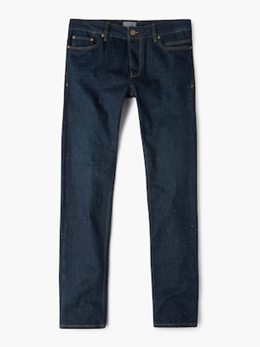 jeans steve slim-fit lavado mng talla 34