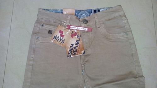 jeans stress unixe demin republic
