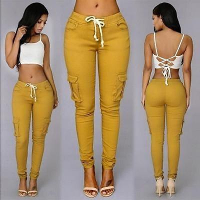 jeans stretch moda regalo mujer lápiz... (s, green)