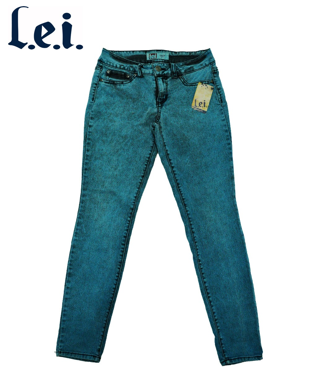 0cf9b433e2948 jeans stretch para mujer l.e.i. nuevo con etiqueta talla 7. Cargando zoom.