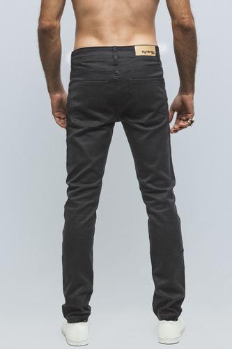 jeans synergy negro h403h - v33