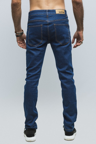 jeans synergy slim fit dark blue h403f