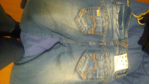 jeans talla 36 mohicano levanta cola