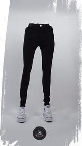 ac2ea4f3a3 Jeans Taura - Nueva Coleccion Chupin Negro Jmaz001