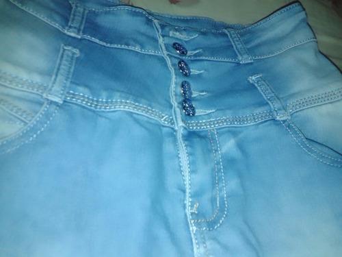 jeans tiro largo talla 42