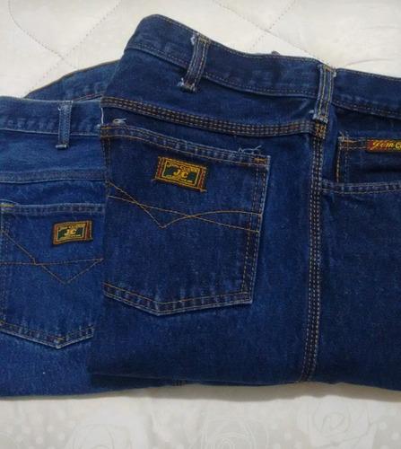 jeans triple  costura caballeros