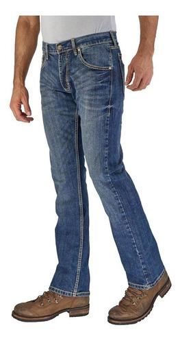 jeans vaquero wrangler hombre retro slim 7ly