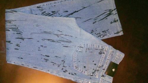 jeans vintage de mujer versace (original)