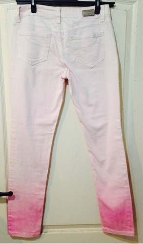 jeans wados 40 degrade rosado