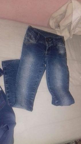 jeans y remera de mujer, nuevos