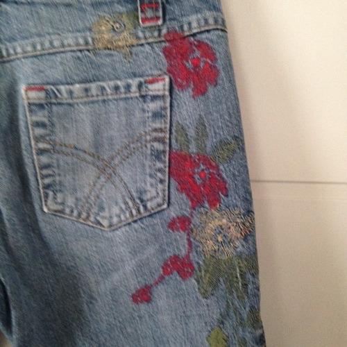 jeans zara calça