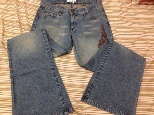 jeans zara talla 28 o 6. usado!!!