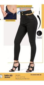2e29ec0b Pantalones Casuales Gabardina Mujer Jeans Y Leggins - Ropa, Bolsas y  Calzado en Mercado Libre México