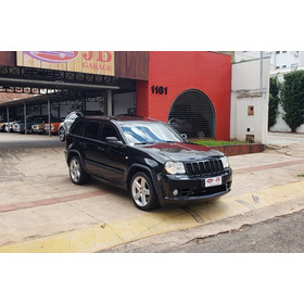 Jeep  - Grand Cherokee Srt-8 6.1 V8 4x4 2007 2008