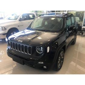 Jeep  Renegade Longitude 1.8 At6  - Entrega Inmediata