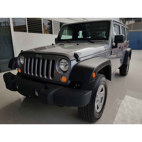 Jeep  Wrangler  2016  5p Unlimited Sport V6/3.6 Aut