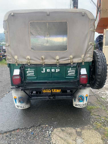 jeep 1953 willys