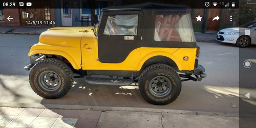 jeep 1960  motor chevrolet 250