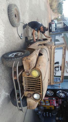jeep 1966 clásico