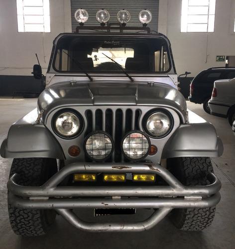 jeep 4x4 - armado por pedro cuevas - falcon 188