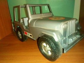 Usa Jeep Amloid 70s Años Juguete Antiguo Plástico Auto De uXZiOPk