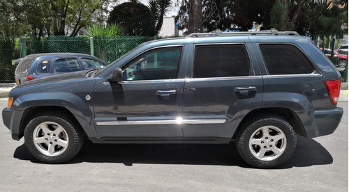 jeep blindado grand cherokee limited 2007 nivel iii