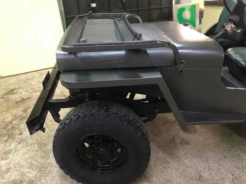 jeep c-j3a