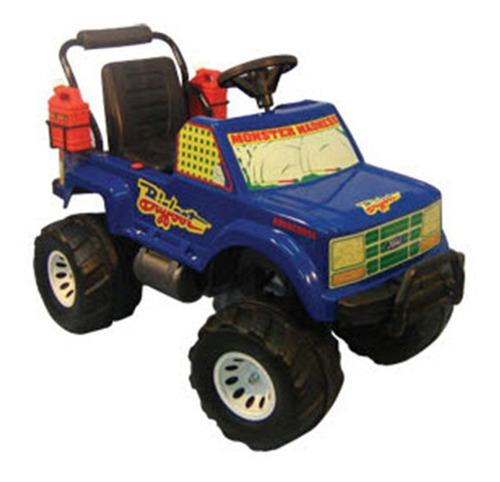 jeep camioneta pick up brutus a pedal rodacross cuotas