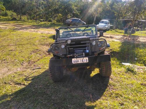 jeep cbt jipe javali 4x4 turbo diesel