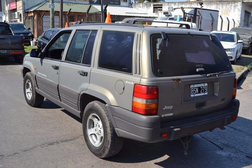 jeep cheroke larami 4x4 gnc 1998 60257836