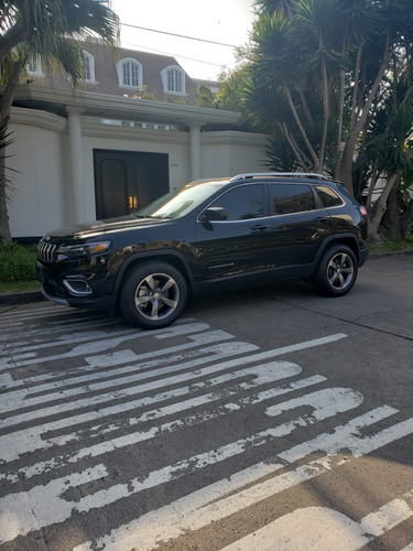 jeep cheroke latitude 4x4 turbo