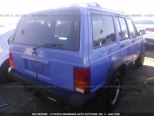 jeep  cherokee 1996  yonkeado por partes