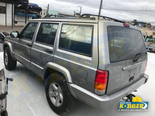jeep cherokee 2000 diesel sucata para peças