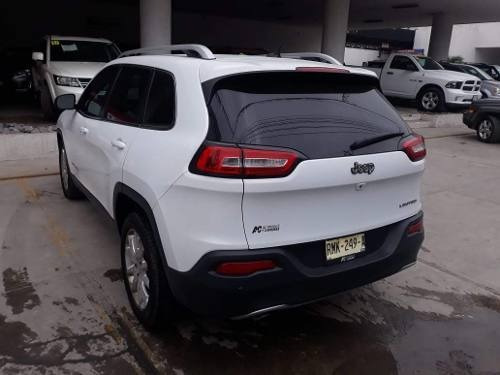 jeep cherokee 2015 2.4 limited mt
