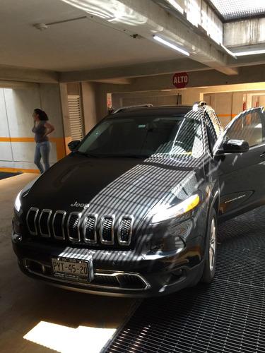 jeep cherokee 2015, huele a nuevo!!