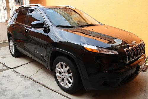 jeep cherokee 2015 - impecable
