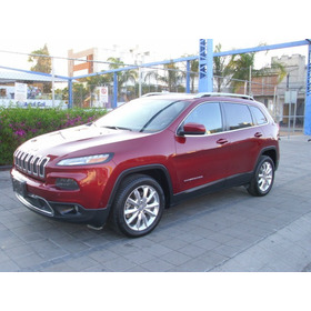 Jeep Cherokee 2015 Limited Impecable Credito 48