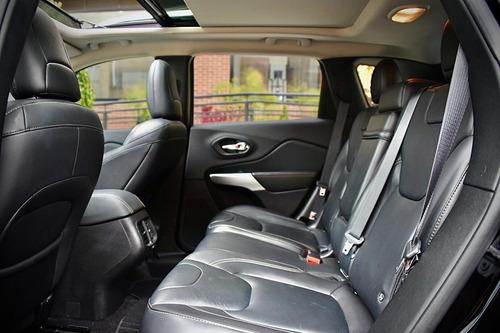 jeep cherokee 2017 3.2 longitude plus