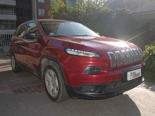 jeep cherokee  2.4 aut 2015