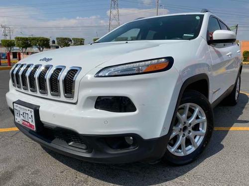 jeep cherokee 2.4 latitude mt 2015 autos usados puebla