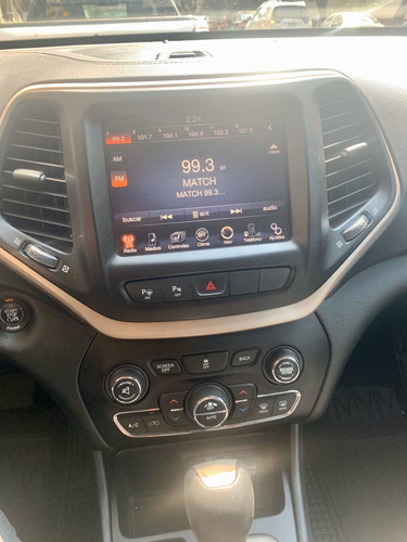 jeep cherokee 2.4 limited mt 2015