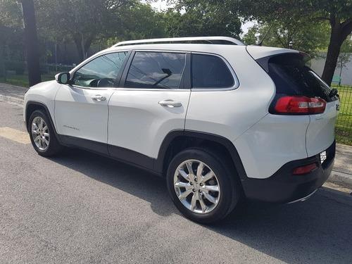 jeep cherokee 2.4 limited mt - premiumcars