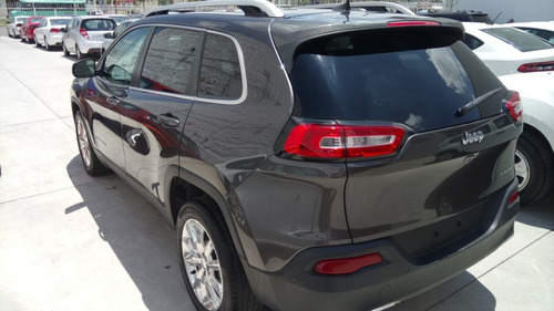 jeep cherokee 2.4 limited plus at 2017