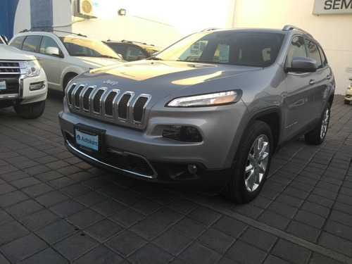 jeep cherokee 2.4 limited plus at