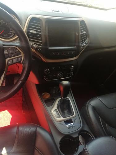 jeep cherokee 2.4 limited premium mt 2015