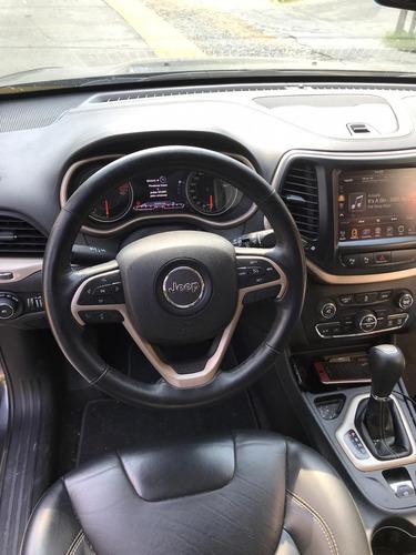 jeep cherokee 2.4 limited premium mt